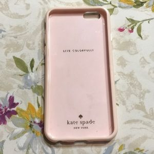 Kate Spade New York Live Colorfully iPhone 6S case